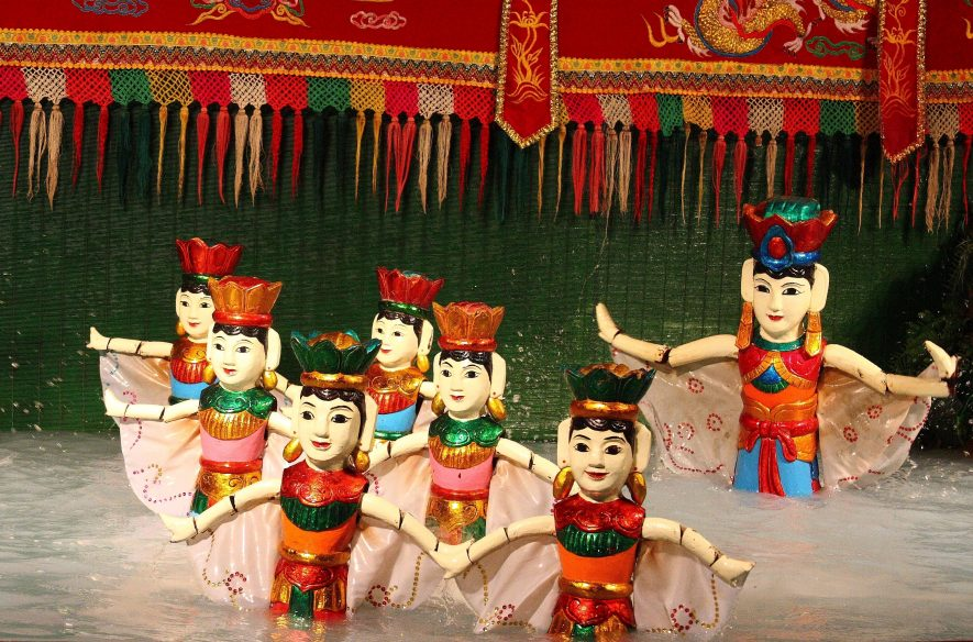 Know the traditional Vietnam's