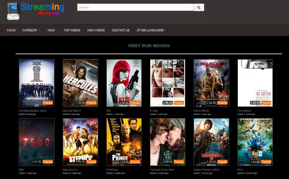 Online Hollywood movies – watch from the comfort of your place